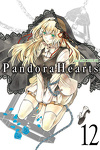 couverture Pandora Hearts, Tome 12