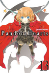 couverture Pandora Hearts, Tome 13