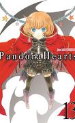 Pandora Hearts, Tome 13