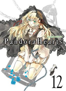 Couverture du livre : Pandora Hearts, Tome 12