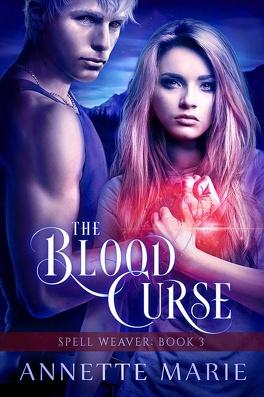 Couverture du livre : Spell Weaver, Tome 3 : The Blood Curse
