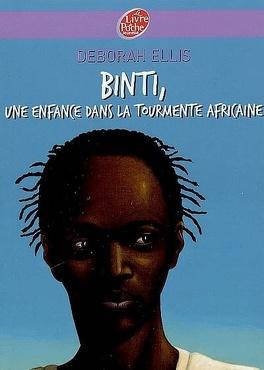Couverture du livre : Binti, une enfance dans la tourmente africaine