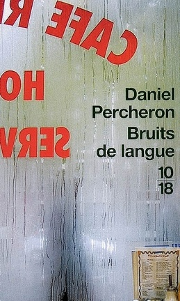 Couverture du livre : Bruits de langue