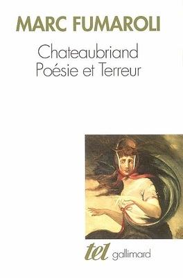 Couverture du livre : Chateaubriand : poésie et terreur