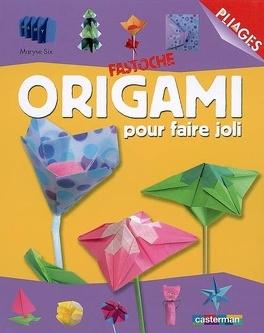 Couverture du livre : Origami pour faire joli
