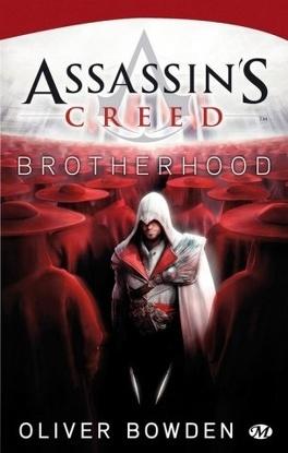 Couverture du livre : Assassin's Creed, Tome 2 : Brotherhood
