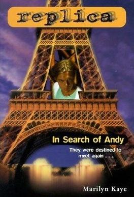 Couverture du livre : Replica, tome 12 : In search of Andy