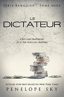 Couverture du livre : Banquier, Tome 2 : Le Dictateur