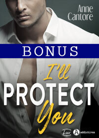 Couverture du livre : I'll protect you, Bonus 2