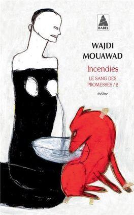 Couverture du livre : Incendies