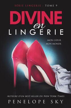Couverture de Lingerie, Tome 9 : Divine en lingerie