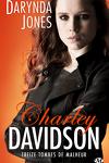 couverture Charley Davidson, Tome 13 : Treize tombes de malheur