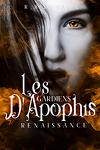 couverture Les Gardiens d'Apophis, Tome 1 : Renaissance