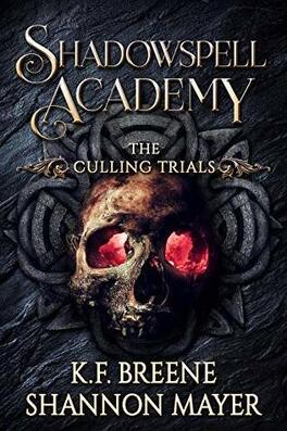 Couverture du livre : Shadowspell Academy : The Culling Trials, Tome 2