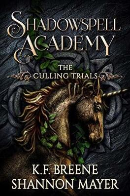 Couverture du livre : Shadowspell Academy : The Culling Trials, Tome 3
