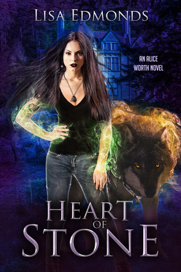 Couverture du livre : Alice Worth, Tome 4 : Heart of Stone