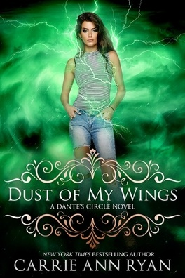 Couverture du livre : Dante's Circle, Tome 1 : Dust of My Wings