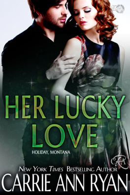 Couverture du livre : Holiday, Montana, Tome 4 : Her Lucky Love