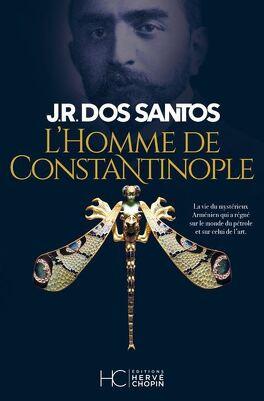Couverture du livre : L'Homme de Constantinople