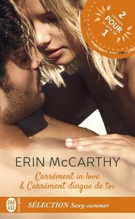 Couverture du livre : Sexy summer: Carrément in love & Carrément dingue de toi