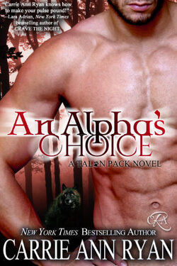 Couverture de Talon Pack, Tome 2 : An Alpha's Choice