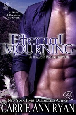 Couverture du livre : Talon Pack, Tome 7 : Eternal Mourning