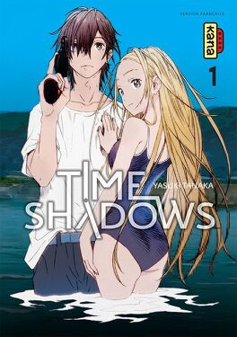 Couverture du livre : Time Shadows, Tome 1