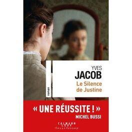 Couverture du livre : Le silence de Justine