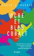 Ocre et bleu cobalt