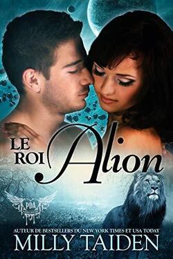 Couverture de Agence de rencontres paranormales, Tome 6 : Le Roi Alion