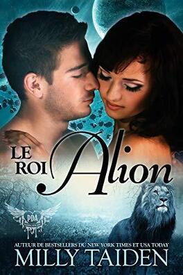 Couverture du livre : Agence de rencontres paranormales, Tome 6 : Le Roi Alion