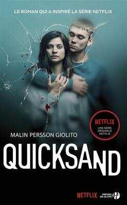 Couverture de Quicksand