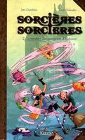 Sorcières sorcières, Tome 2 : Le Mystère des mangeurs d'histoires