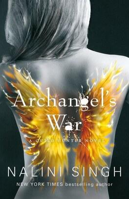 Couverture du livre : Chasseuse de Vampires, Tome 12 : Archangel's war
