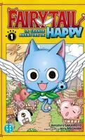 Fairy Tail : La Grande Aventure de Happy, Tome 1