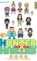 Hunter × Hunter, Tome 36