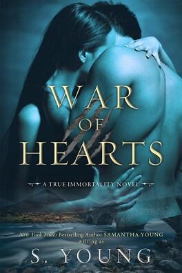 Couverture du livre : War of Hearts