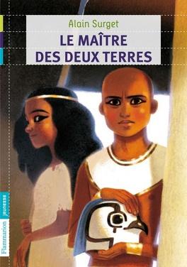 Couverture du livre : Trilogie de l'œil d'Horus, tome 3 : Le Maître des deux terres