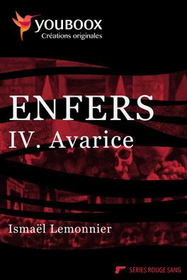 Couverture du livre : Enfers, Tome 4 : Avarice