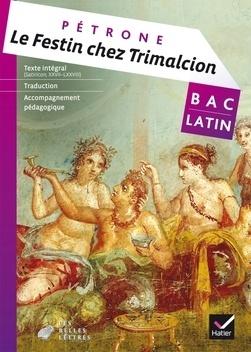 Couverture du livre : Le Festin chez Trimalcion