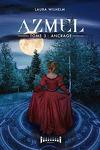 couverture Azmel, Tome 3 : Ancrage