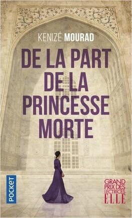 Couverture du livre : De la part de la princesse morte