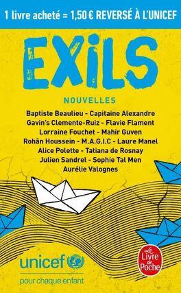 Couverture du livre : Exils