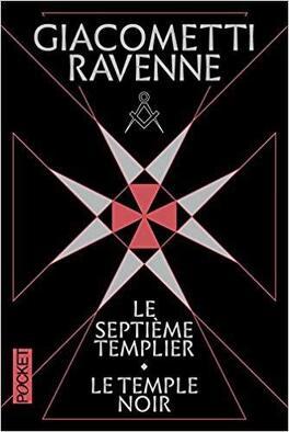 Couverture du livre : Le Septième Templier / Le Temple noir