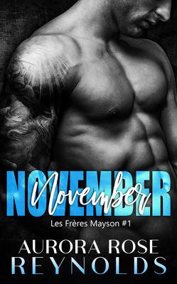 Couverture de Les Frères Mayson, Tome 1 : November