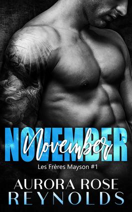 Couverture du livre : Les Frères Mayson, Tome 1 : November