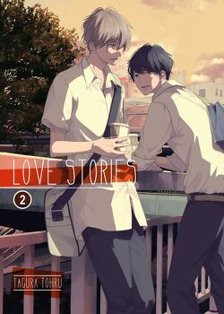 Couverture de Love Stories, Tome 2