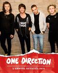 One Direction : L'Annuel officiel 2016