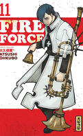 Fire Force, Tome 11