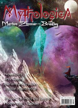 Couverture de Mythologica - Tome 4 - Spécial Marion Zimmer Bradley